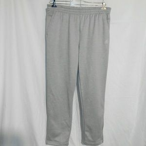 Adidas Climawarm Fleece Tapered Pants Sz XL NWOT